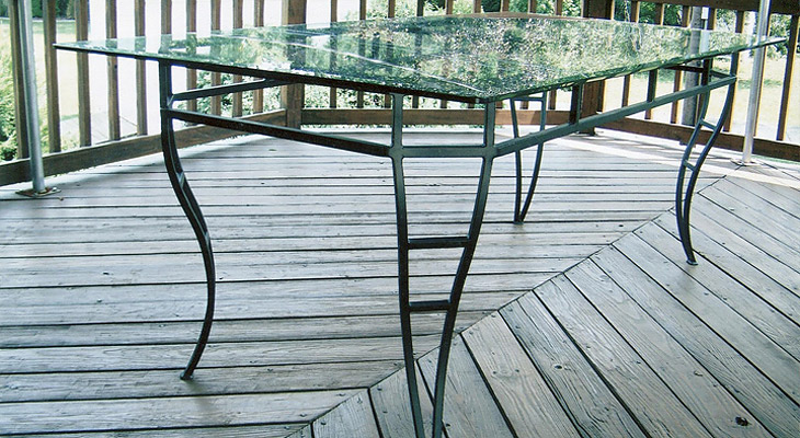 Wrought Iron Table - South Jersey & Phila.