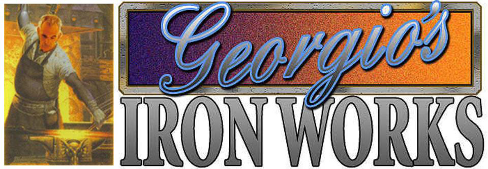 Georgio's Ironworks - Custom Wrought Iron Railing Gates Tables Chairs - South Jersey